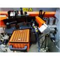 Maşini de aplicat cant ABS pe drept MASINA DE APLICAT CANT ABS CU COMANDA CNC