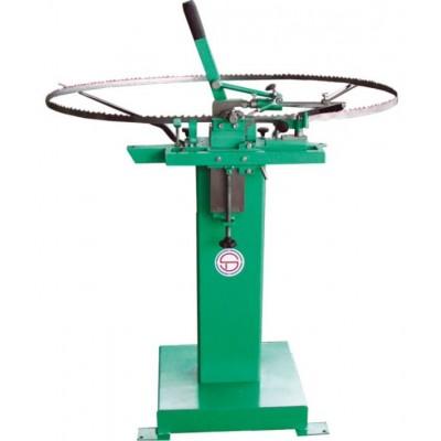 Masina manuala de ceaprzuit dinti panze panglica RWM