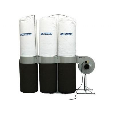 Exhaustor ACWORD FT 403 Textil