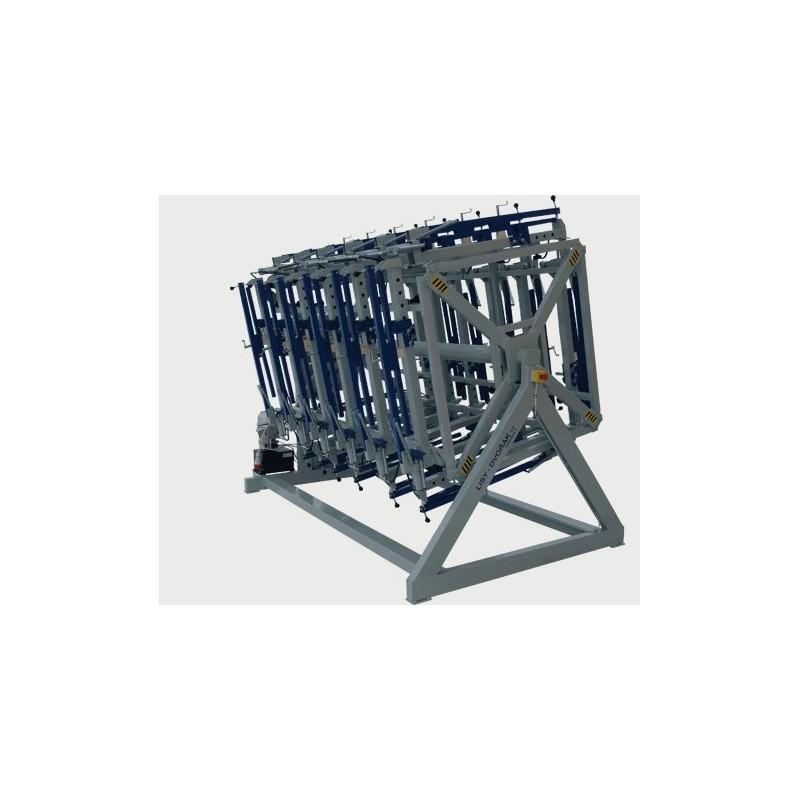Pesa hidraulica cu 4 etaje