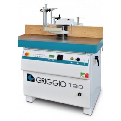 Freza cu ax vertical Griggio T 210